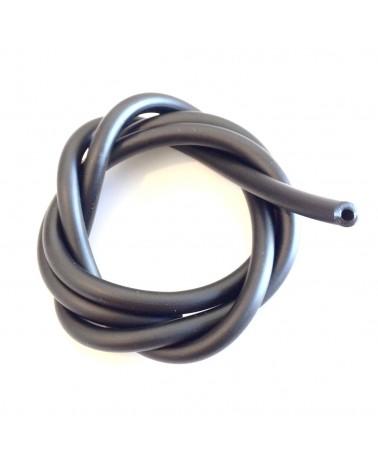 X 0.50m Rubber caoutchouc creux 4mm