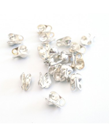 X50 embouts pour chaine bille 3mm