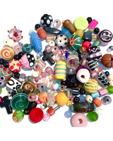 Mix assortiment 150 Perles