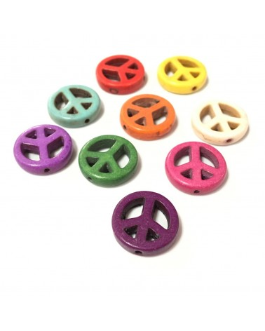 X9 Peace and love 15mm
