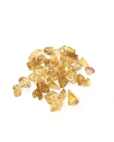 X100 Chips Citrine 3/5mm