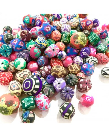 Mix 272 Perles Fimo