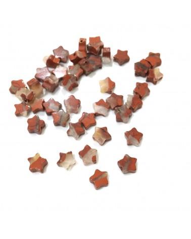 X2 Mini étoile pierre Agate 4mm