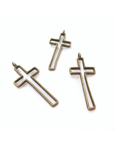 X1 Croix 38x15mm