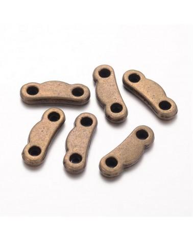 x4 connecteurs 14x5mm