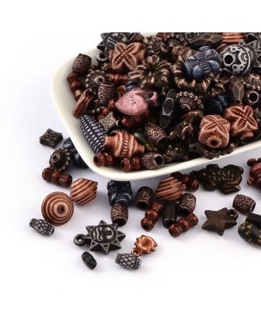 x50 Mix Breloque & Perles