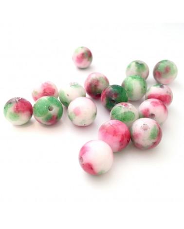Perle pierre Jade 8mm