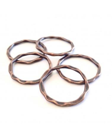 x1 Rondelle anneau fermé 18mm