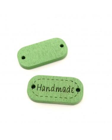 X1 connecteur bois Handmade 24mm