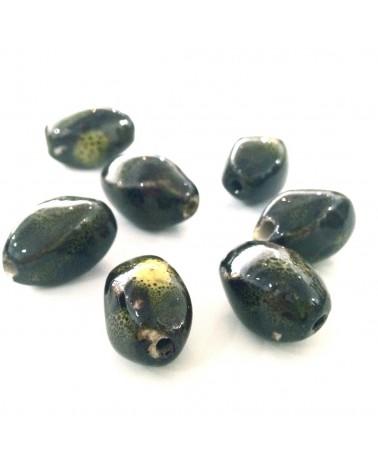 X1 perles céramique 20mm