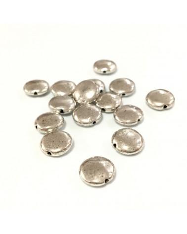 X1 Perle métal lentille 9mm