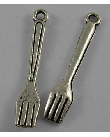 x10 fourchettes 25mm