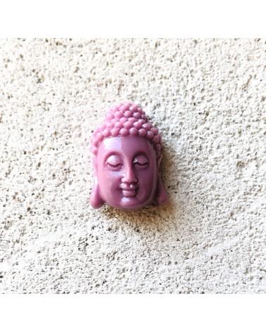 x1 Bouddha Corail 27x20mm