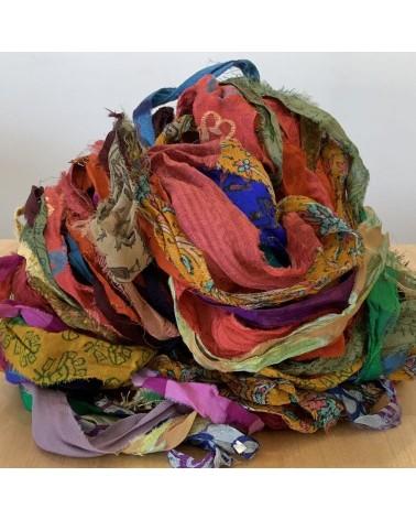 Echeveaux Multicolor soie
