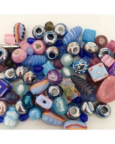 Lot mix perles