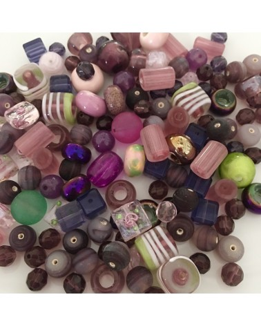 Lot mix perles