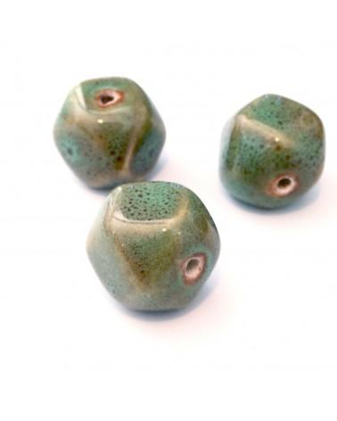 X1 Perle céramique 18x15mm