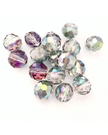 Perles facettes