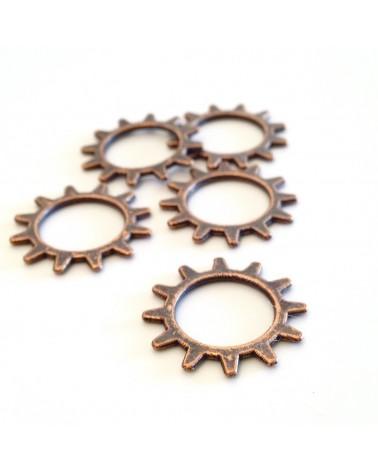 x1 Rondelle anneau fermé 20mm