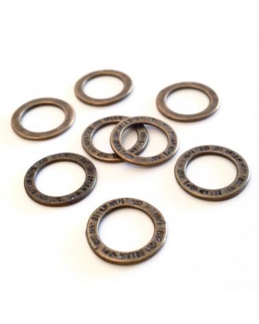 x1 Rondelle anneau fermé 14mm