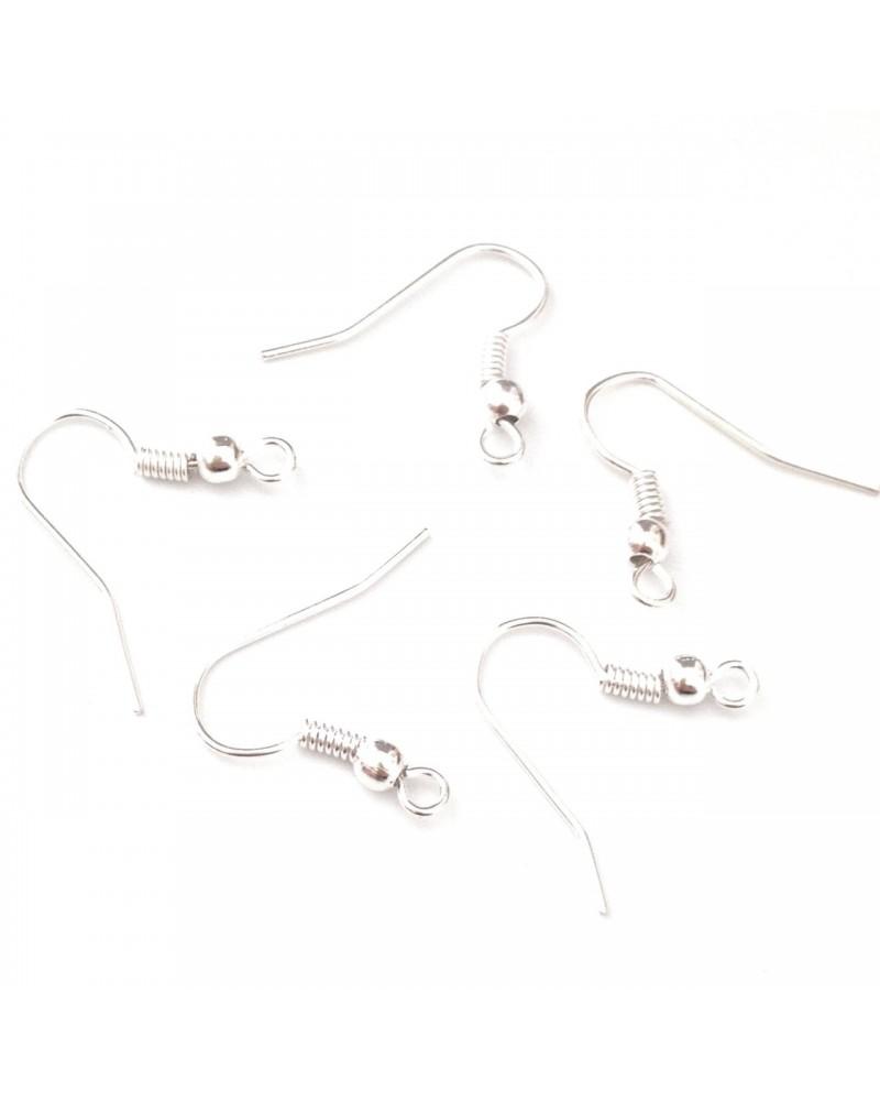 crochet d'oreille 18x20mm